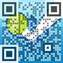 Visual QR foursquare